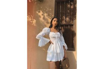 Pure Cotton English Dress