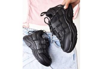 Angelo black sneakers