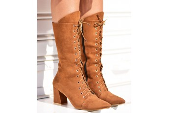 Barcelona babe boots