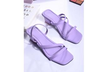 Smell like fresh lavender heels