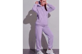 Set of 2 -Lavender sweatshirt with jogger