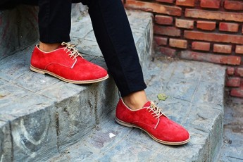Genuine leather shoe of Joyful