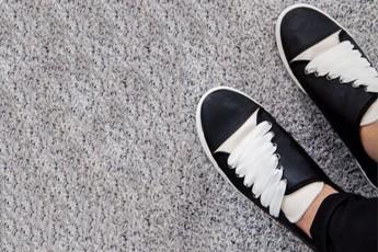 Laces Shoe Black