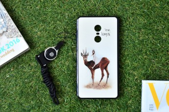MI Note 4 Deer Case with phone string