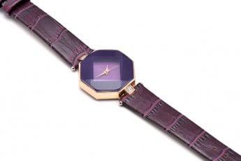 Womens - Unique purple watch