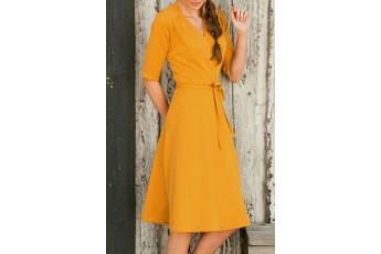 Sunny shift dress